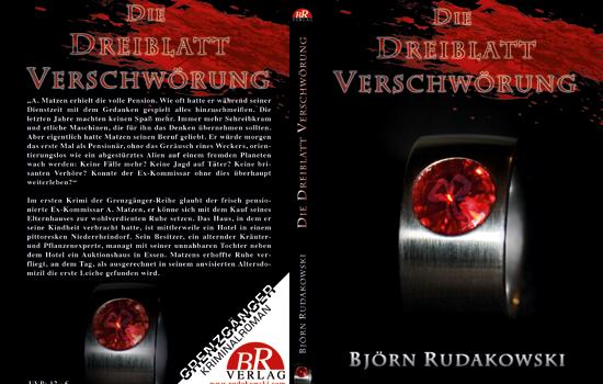 Cover & Layout Krimminalroman ± 200 S.