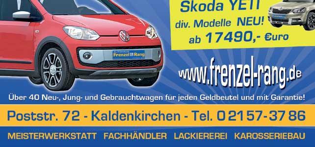 Printkampagne: Plakate Anzeigen Flyer